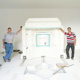Montagem Ciclotron