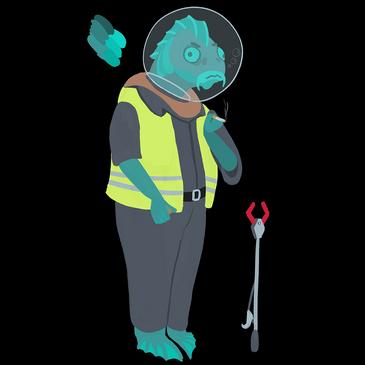 Fish Janitor Full
