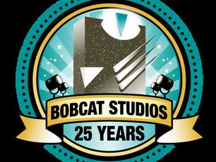 BobCat Studios Celebrates 25 Years!