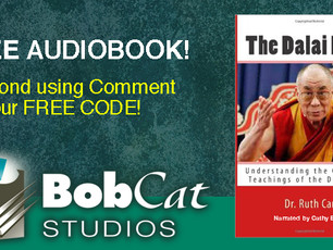 Get Your Audiobook Copy of the Dalai Lama for FREE!