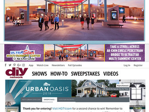 Promotional Images for UltraStar Multitainment Web Ads