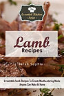 BobCat Studios Voiceover- Lamb Recipies Graphic