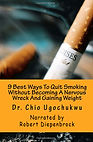 BobCat Studios Voiceover- 9 Ways to Quit Smoking Graphic