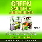 BobCat Studios Voiceover- Green Smoothie & Juicing Graphic