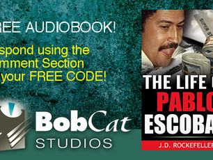 Learn About the Cocaine King of Columbia for FREE!