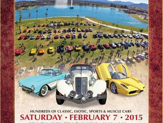 BobCat Studios Designs Poster for Second Annual Concours in the Hills