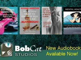 BobCat Studios Produces 15th Audiobook for Behavioral Therapist