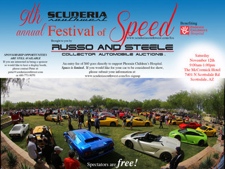 Scuderia Southwest 9th Annual Festival of Speed