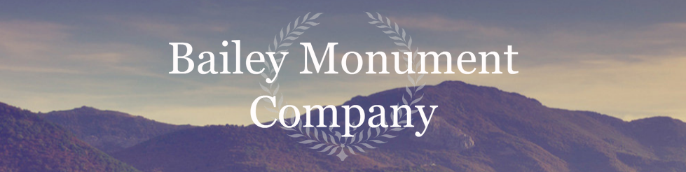 Engraving Request Form | Bailey Monument Company