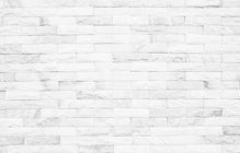 Black and white brick wall texture backg