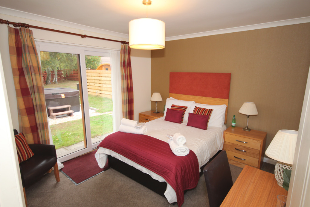 Holly Lodge Master Bedroom