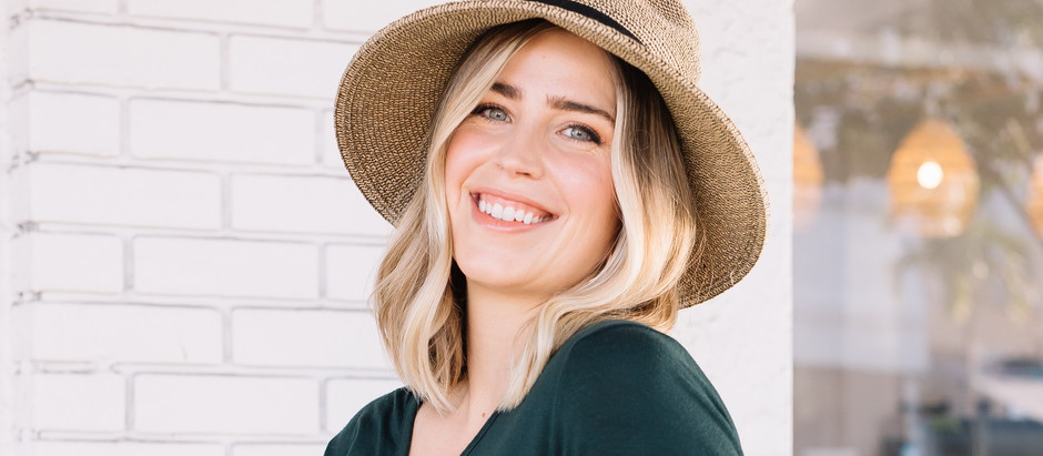 Jess Arnaudin Talks Plant-Based Beauty on the Journey To Glow Podcast with Caroline Frenette
