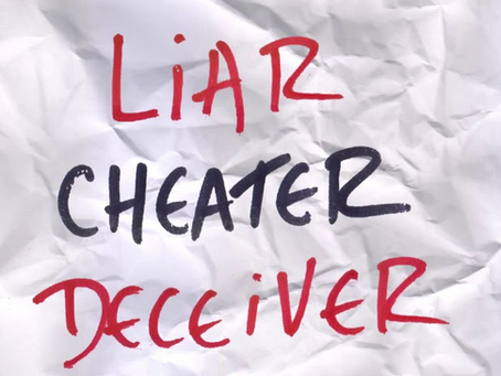 WHY DO I ALWAYS ATTRACT LIARS AND CHEATERS? Stephanie's story