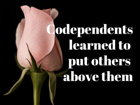 CONFESSIONS OF A CODEPENDENT - part 2