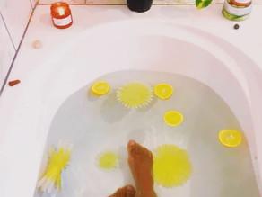 My Self-Care Bath Ritual