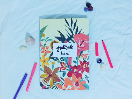 2018 Gratitude List