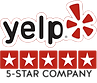 The Archetype Company 5 star yelp DCP company