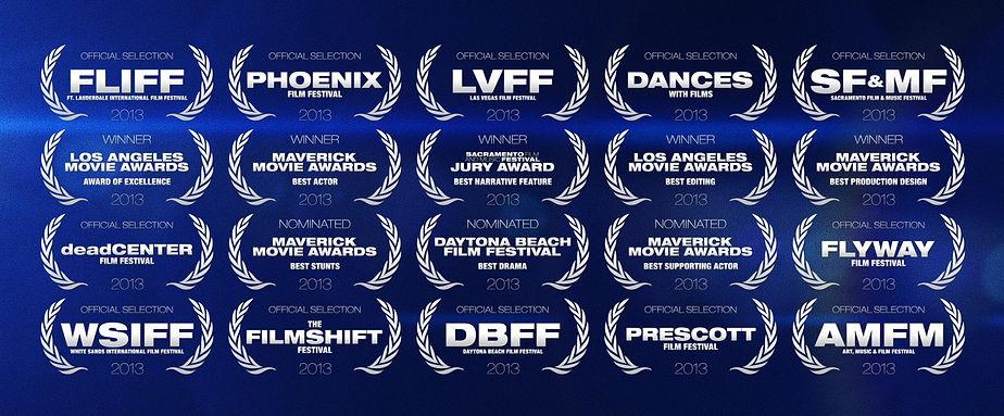 Down and Dangerous Awards Festivals Laurels Wins
