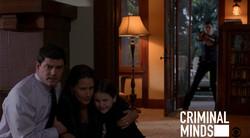 John T. Woods in 'Criminal Minds'