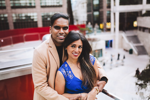 PRE-WEDDING PHOTOSHOOT // Jasen & Sharan | London