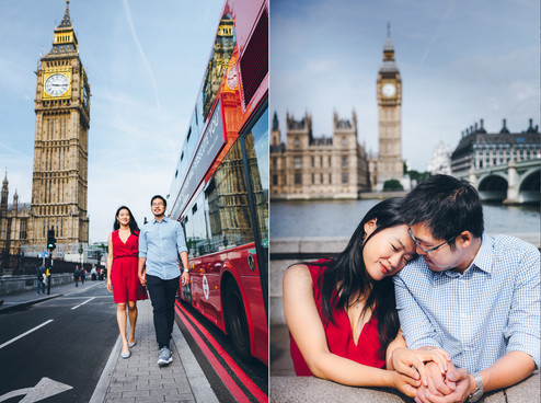 PRE-WEDDING PHOTOSHOOT // Ling & Ren | London