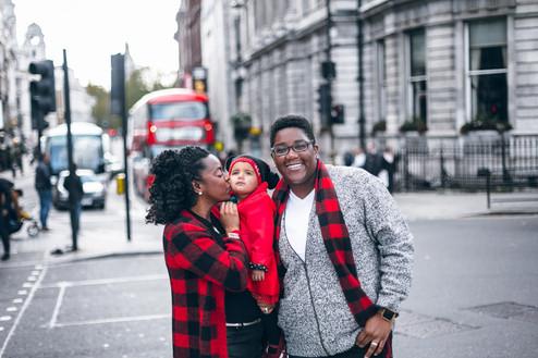 Family photoshoot // Alexis, Tasha & Kalina