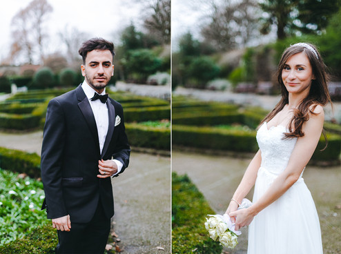 WEDDING DAY // Youssef & Valerie | London
