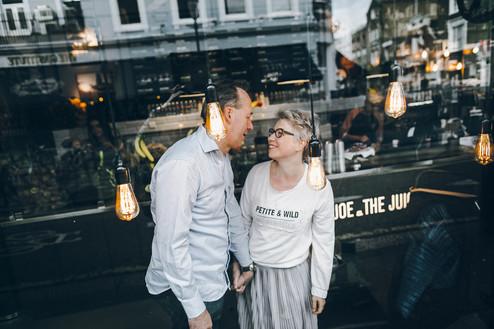 London Photo Walk // Anastasia & Arthur