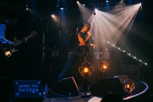 EDITORIAL//Skye Edwards performance|London