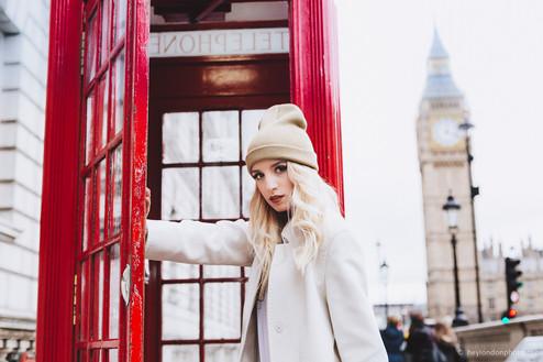 LONDON PHOTO WALK // Nastya Hertz