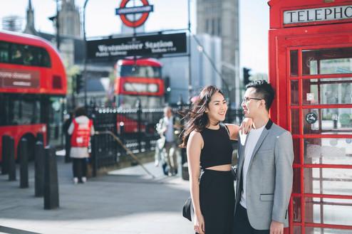Couple photoshoot // Illaria & Andrey | Central London