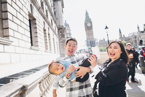 LONDON PHOTO WALK // Family | Desy, Hendri&Kenzo
