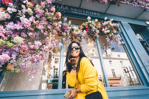 London Photo Walk // Ivy
