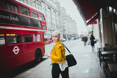 LONDON PHOTO WALK // Alena | London