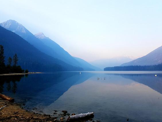 Lazy days at the lake