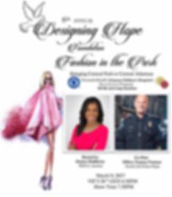 Officer Tommy Norman, Denise Middleton, Designing Hope,