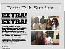 Dirty Talk Sundaze 9-17