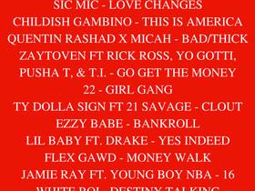 5/20 Dirty Dozen Playlist