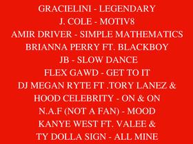 6/3 Dirty Dozen Playlist