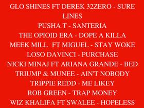6-28 Dirty Dozen Playlist