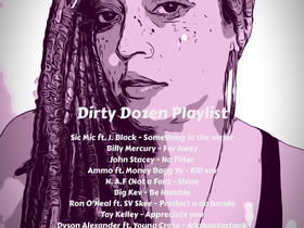 Dirty Dozen Playlist 7/9