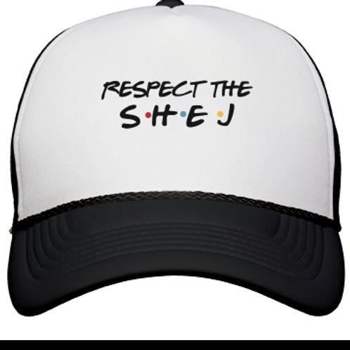 RESPECT the SHEJ Trucker Hat