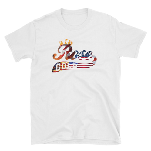 "The ""American"" Dirty Rose Tee"