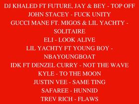 3-11 Dirty Dozen Playlist