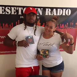 O to _max_cardi for stopping by Dirty Talk Sundaze for a dope interview! #CTR #CTM #DirtyTalkSundaze