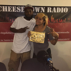 O to _grimes1981 for the dope interview & freestyle on Dirty Talk Sundaze _cheesetownradio757 !!! Th