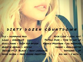 Dirty Dozen Playlist 4/9