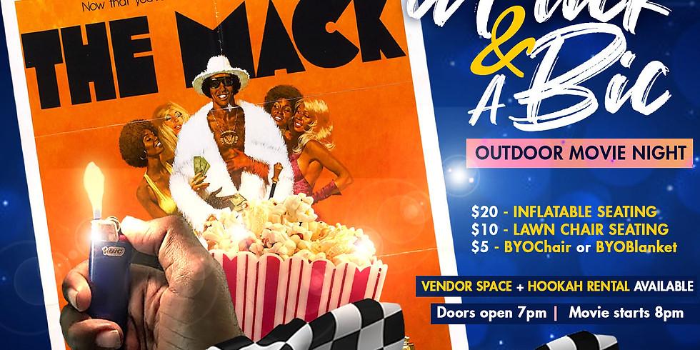 """A FLICK & A BIC - """"THE MACK"""" (1)"""