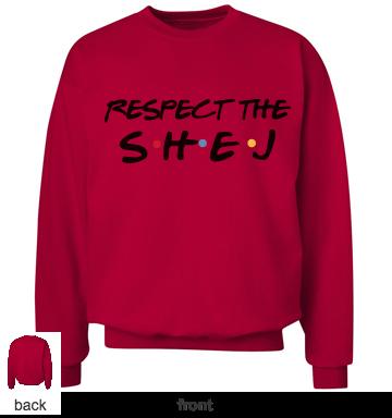 RED SHEJ