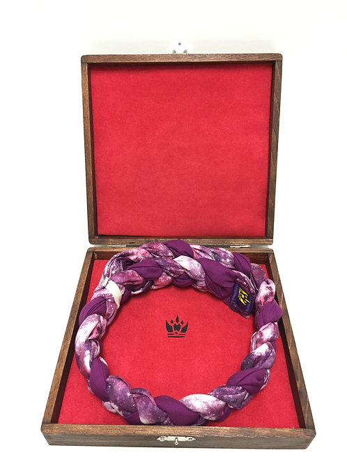 "The ""Pink Galaxy"" Crown"